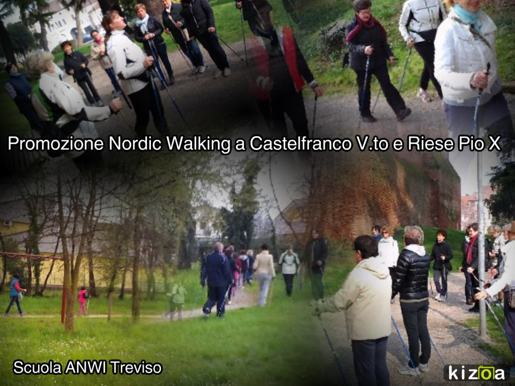 nordic walking riese castelfranco