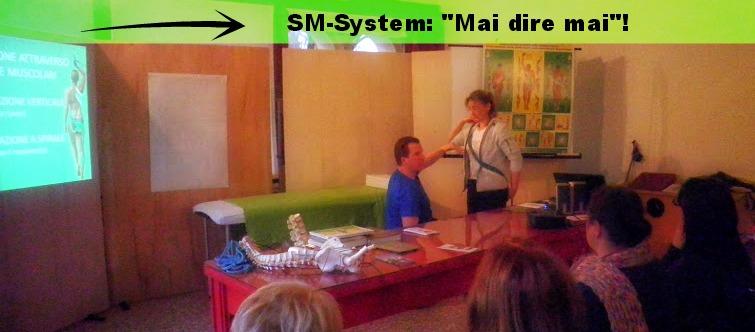 sm system con marcus broilo e anna maria schiavinato a Treviso